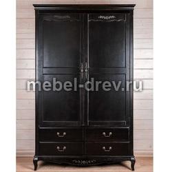 Шкаф двустворчатый Belveder (Бельведер) ST-9127KR2N