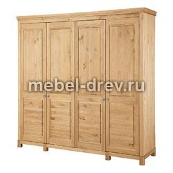 Шкаф для одежды Рауна-40 бейц