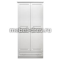 Шкаф 2-х дверный Юта V WoodMos