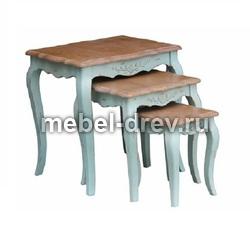 Комплект консольных столиков Belveder (Бельведер) ST-9301AB