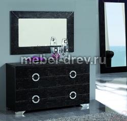 Зеркало E-98 Coco blackDupen (Коко блэкДюпен)