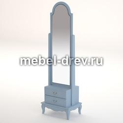Зеркало напольное Leontina blue (Леонтина блю) ST9322/B