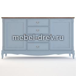 Комод Leontina blue (Леонтина блю) ST9351/B