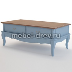 Стол журнальный Leontina blue (Леонтина блю) ST9343/B