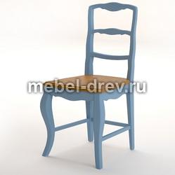 Стул жесткий Leontina blue (Леонтина блю) ST9308/B