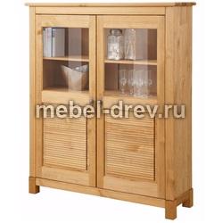Шкаф для посуды Рауна-20 бейц
