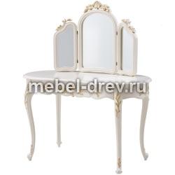 Туалетный столик с зеркалом Shantal (Шанталь)