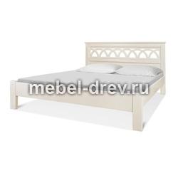 Кровать Сиэтл 90х200 односпальная WoodMos