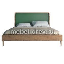 Кровать двуспальная Юта 160 WoodMos