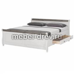 Кровать Мальта-180 с ящиками