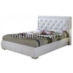 Кровать 624 Coco white Dupen (Коко вайт Дюпен)